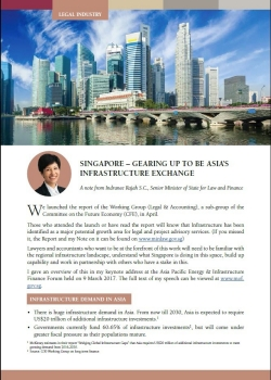 image of pdf: singapore-gearing up to be asa's infrastructure exchange